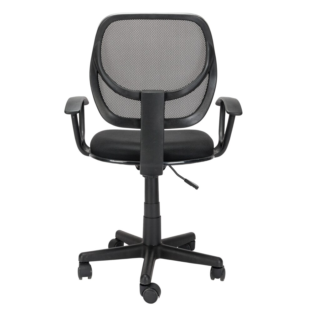H0457d970dcc543b48828556a47ce509eF - Home Office Chair Household Armchair Lift and Swivel Function Office Computer Study Chair Leisure Mesh Chair-Reclining