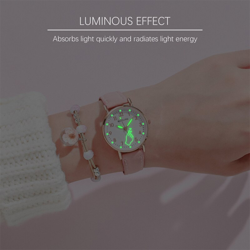 H0a0bd85b8bc749c98510f7934821882eE - 2021 New Watch Women Fashion Casual Leather Belt Watches Simple Ladies' Small Dial Quartz Clock Dress Female Watch Reloj mujer