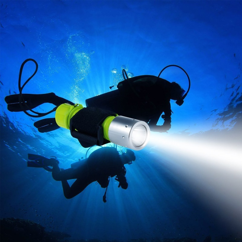H1024464c52354b63b74897521f54f15fo - ZK20 LED Diving Flashlight 18650 Waterproof Torch Lamp Professional Scuba for Outdoor Diving Swim Under Water Sport Dropshipping