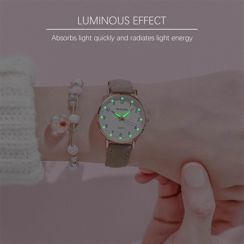 H11f131e9d91d4ebc94f41ff59da13b39T - 2021 New Watch Women Fashion Casual Leather Belt Watches Simple Ladies' Small Dial Quartz Clock Dress Female Watch Reloj mujer