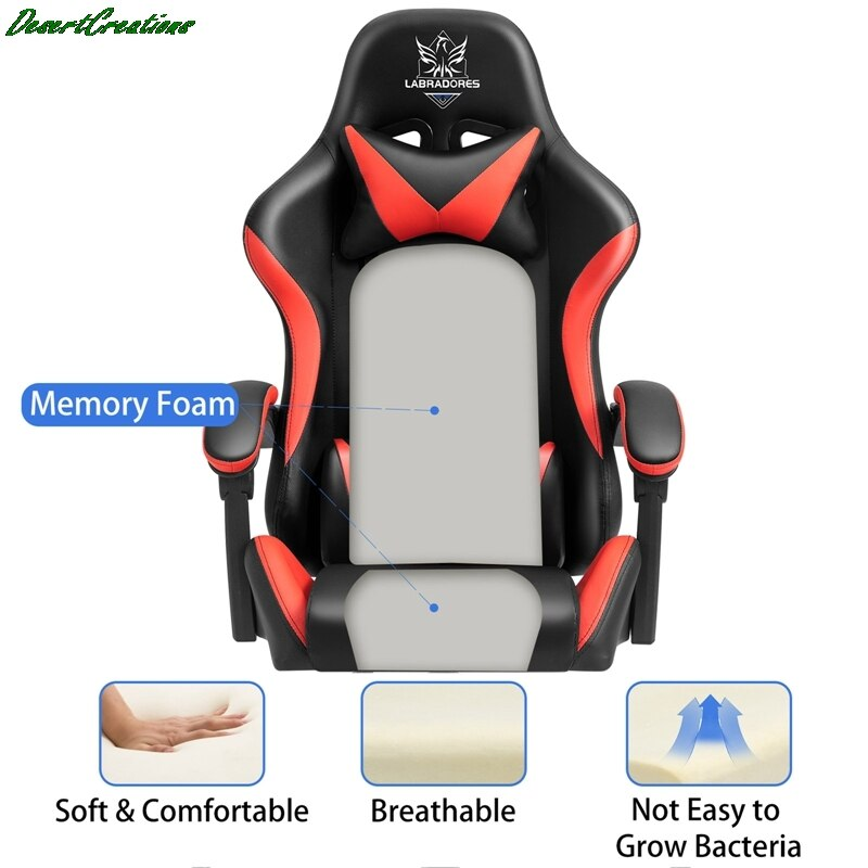 H1243550b44de484084377589b458b503Z - Free Shipping Professional Computer Chair Rotatable Internet Cafe Racing Chair WCG Gaming Chair Office Chair