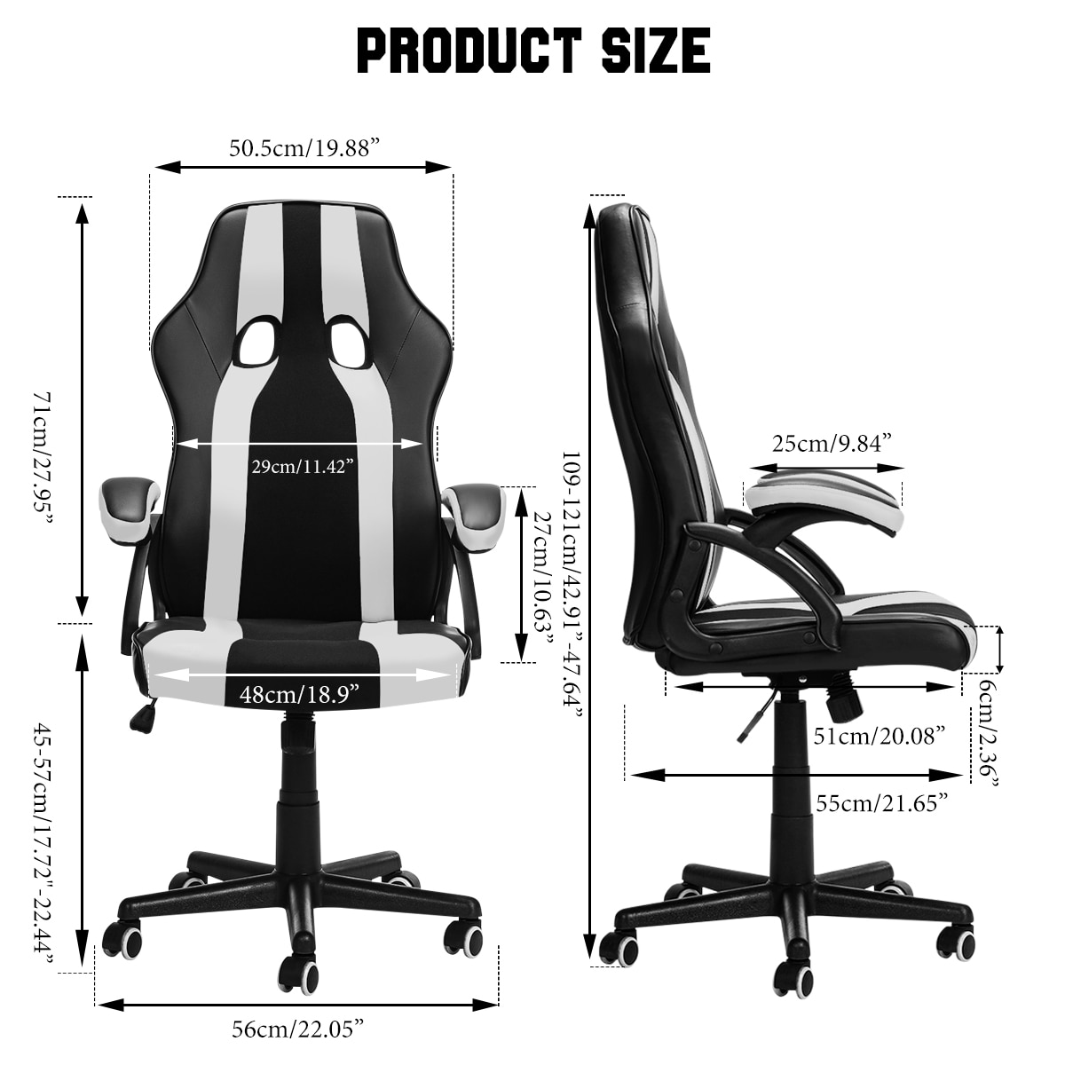 H173d511ccee348c5aab4a87289d38d20F - Gaming Office Chairs Executive Computer Chair Desk Chair Comfortable Seating Adjustable Swivel Racing Armchair Office Furniture