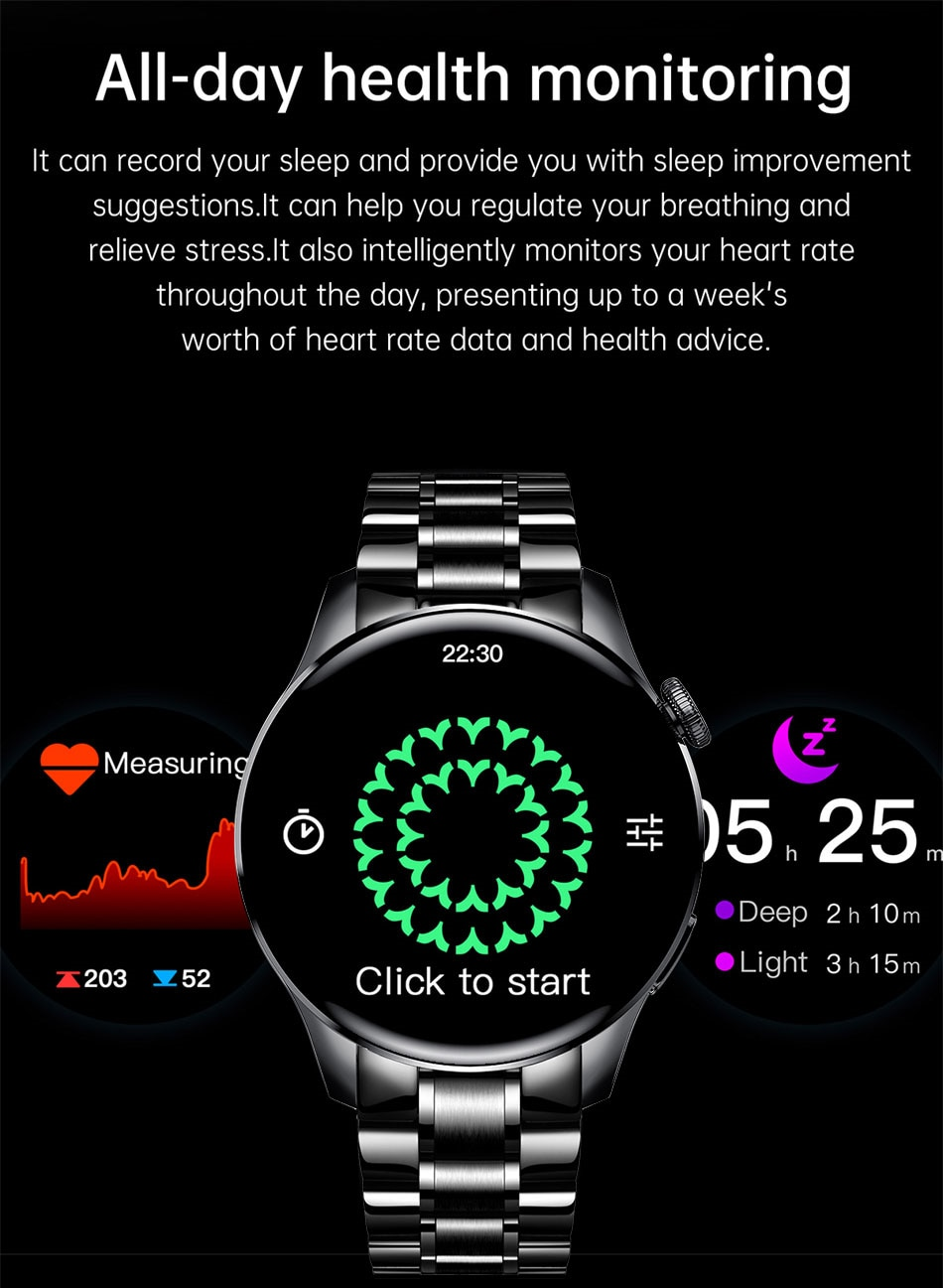 H189a6af3b6bd46e88619ea0e069fdcf2Q - LIGE New Bluetooth Call Smart watch Men Full touch Screen Sports fitness watch Bluetooth is Suitable For Android ios Smart watch
