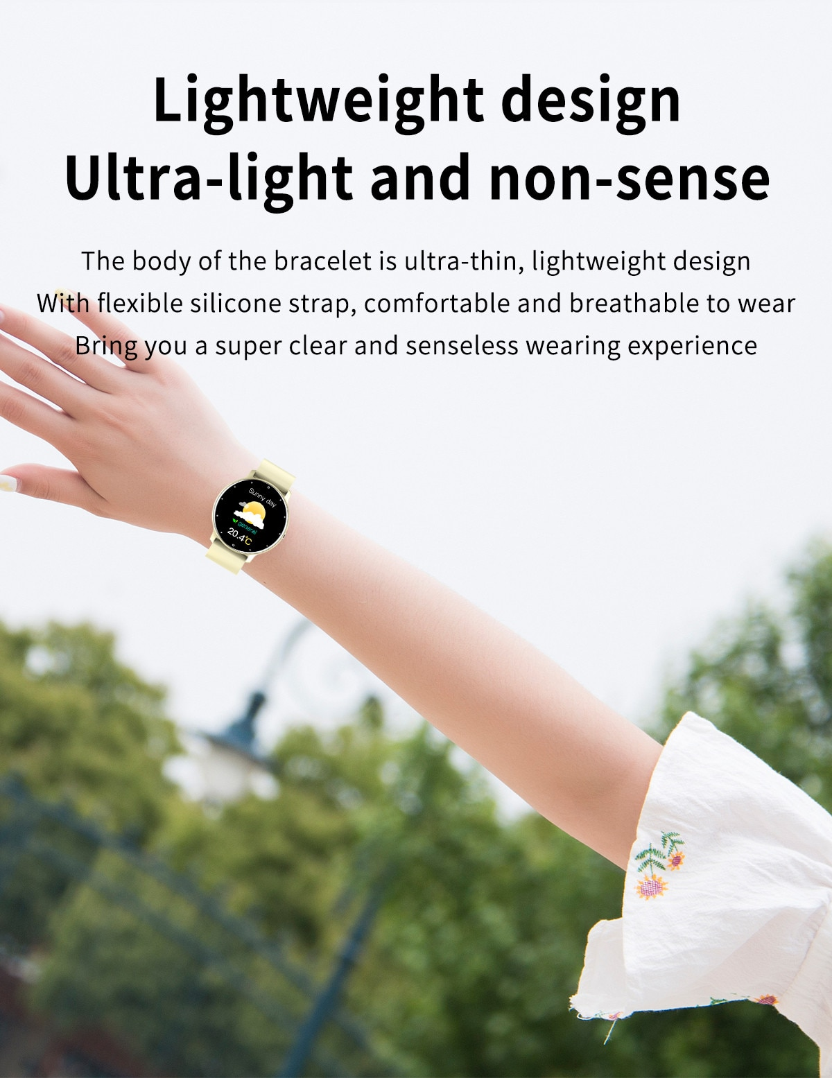 H19f98c88089f4a37a8140362986a933bK - LIGE 2021 New Men Smart Watch Real-time Activity Tracker Heart Rate Monitor Sports Women Smart Watch Men Clock For Android IOS