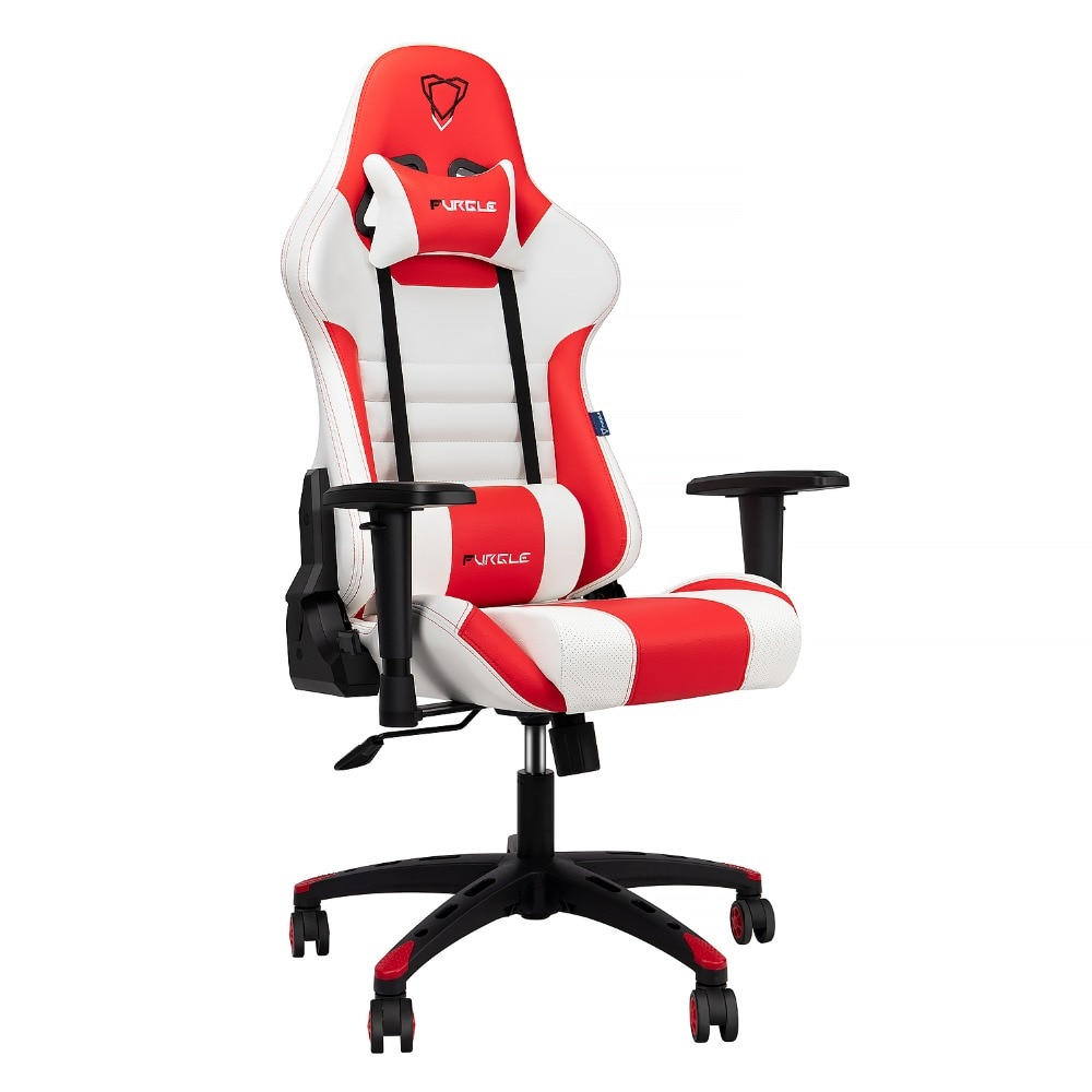 H21cdc97575664969b2ef84a51d8ac825S - Furgle Gaming Office Chairs 180 Degree Reclining Computer Chair Comfortable Executive Computer Seating Racer Recliner PU Leather