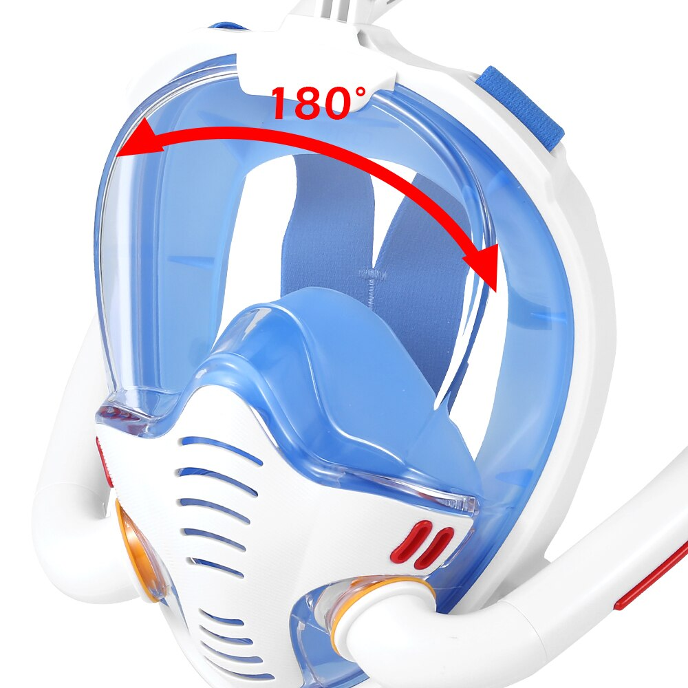 H24525743425d43b1a58662fe6a456280A - Underwater Scuba Anti Fog Full Face Diving Mask Snorkeling Respiratory Masks Safe Waterproof Swimming Equipment for Adult Youth