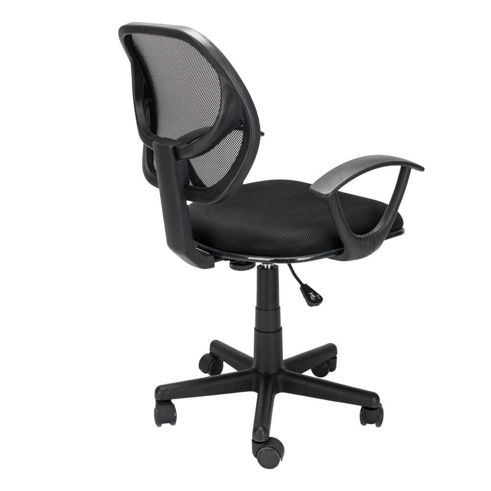 H3364593f9b7041b9848401ca9bec5254i - Home Office Chair Household Armchair Lift and Swivel Function Office Computer Study Chair Leisure Mesh Chair-Reclining