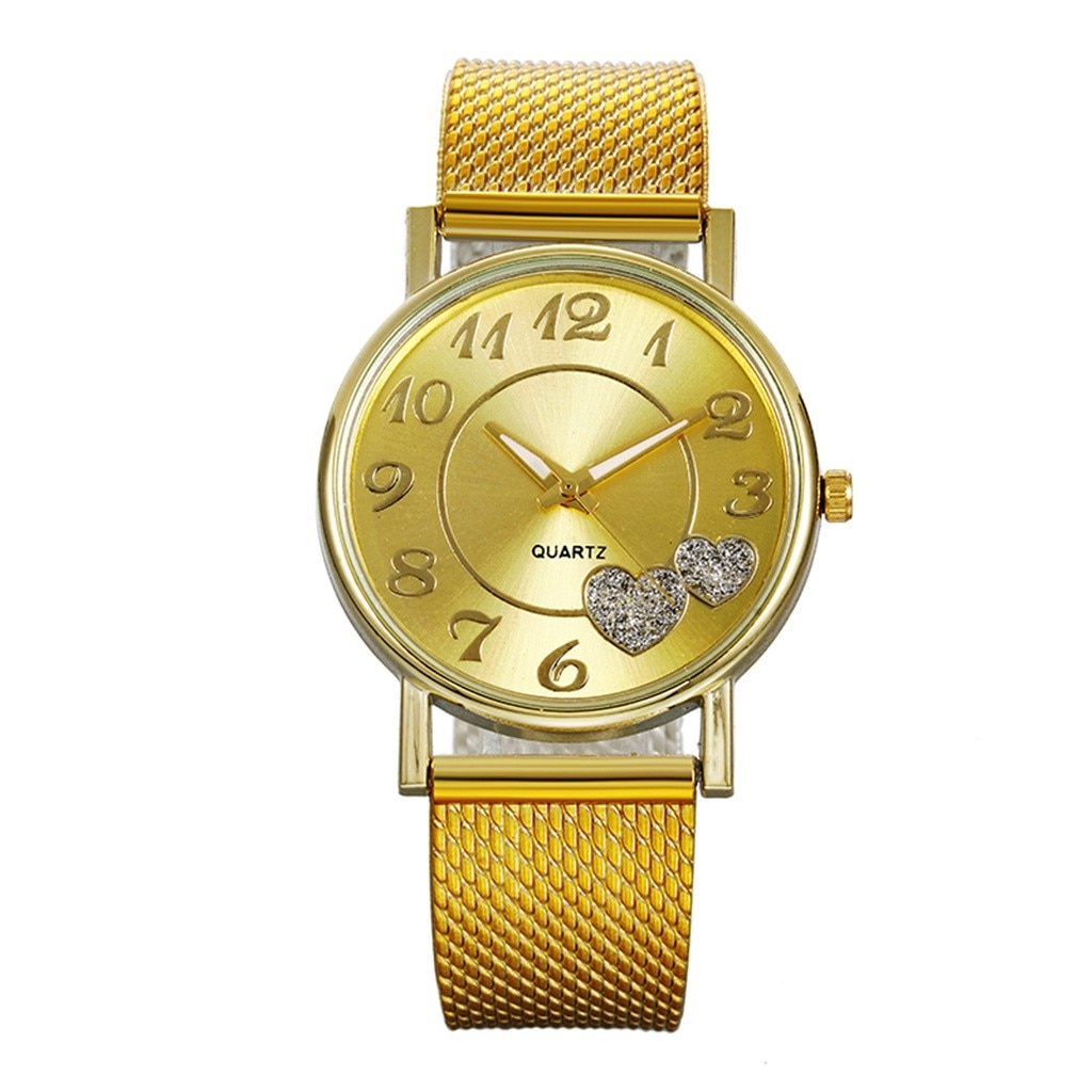 H3a3398a0b63547c1980f0f6a33034651f - Ladies Mesh Belt Watch Wild Lady Creative Fashion Gift The Latest Top Fashion Men's Business Watch Gift watches for ladies часы