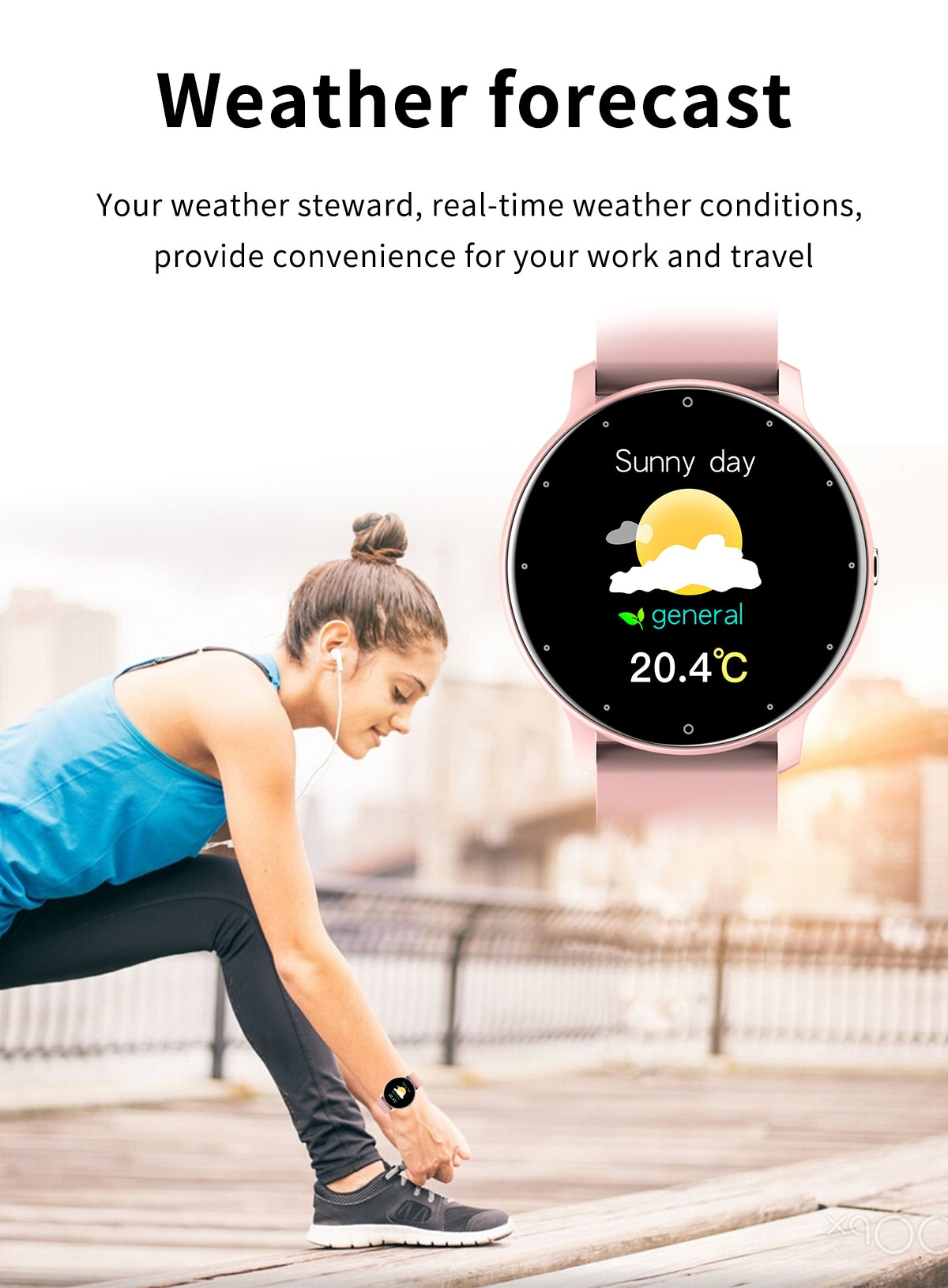 H3c7ad6e39d0b462eb19adaa7ac9aa8125 - LIGE 2021 New Men Smart Watch Real-time Activity Tracker Heart Rate Monitor Sports Women Smart Watch Men Clock For Android IOS