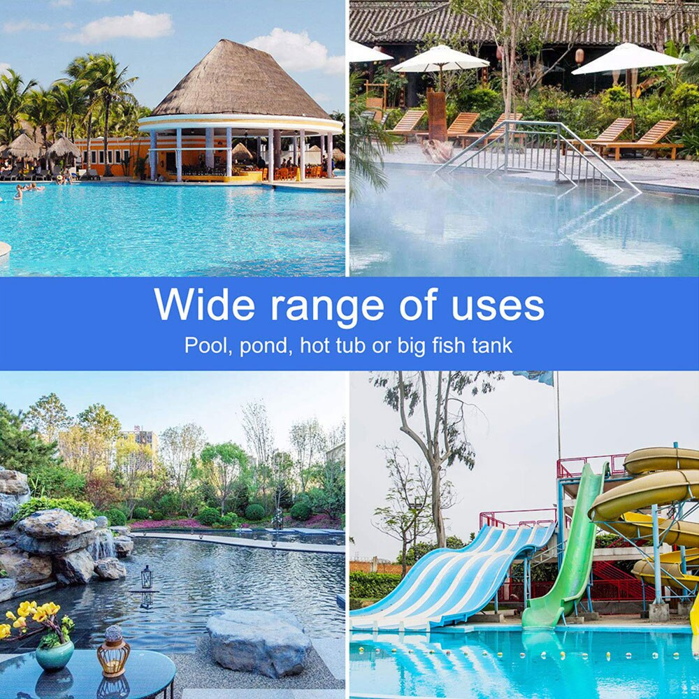 H3d13c6e5beca4cc8bd2b146302be60e9j - Swimming Pool Net Tool Shallow/Deep Water Fishing Net Pool Cleaning Net Equipment Home Outdoor Fishing Pool Cleaner Accessories