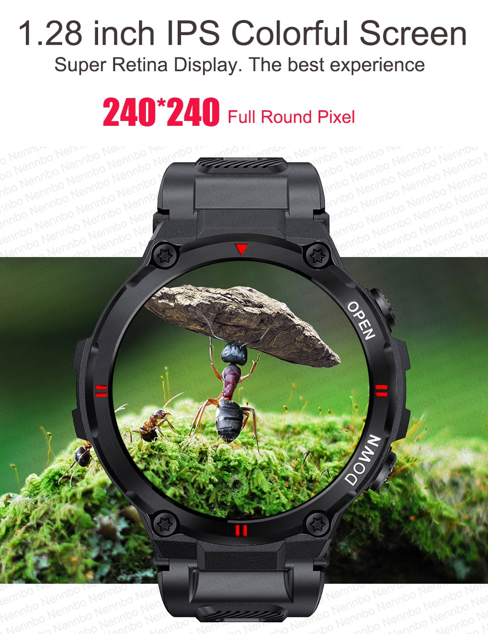 H3d859e4f23a44d4bbac99b98ae89a57a3 - 2021 New Smart Watch Men Sport Fitness Bluetooth Call Multifunction Music Control Alarm Clock Reminder Smartwatch For Phone