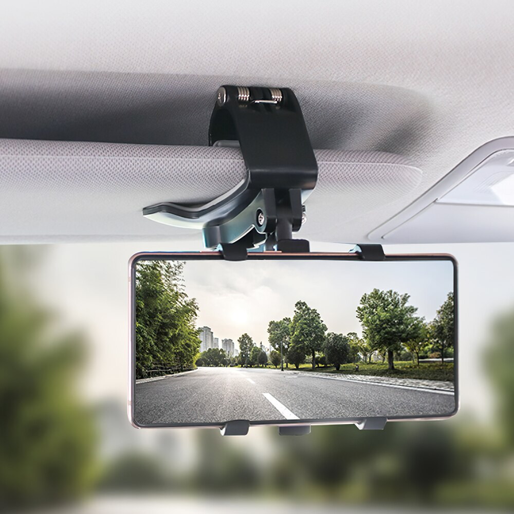 H4f5b48f149454863baa6e80a420a5ad4c - TRAVOR Car Phone Holder Adjustable 360 Degrees Universal Smartphone Stands Car Rack Holder Phone Stand For Phone Fixed Bracket
