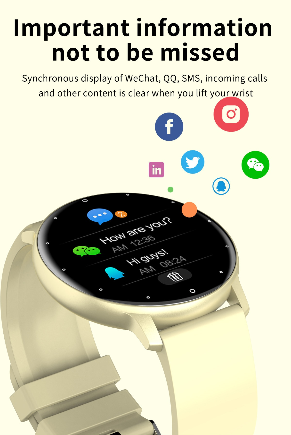 H5564ca98535a4047ab2c64e52dd608edv - LIGE 2021 New Men Smart Watch Real-time Activity Tracker Heart Rate Monitor Sports Women Smart Watch Men Clock For Android IOS