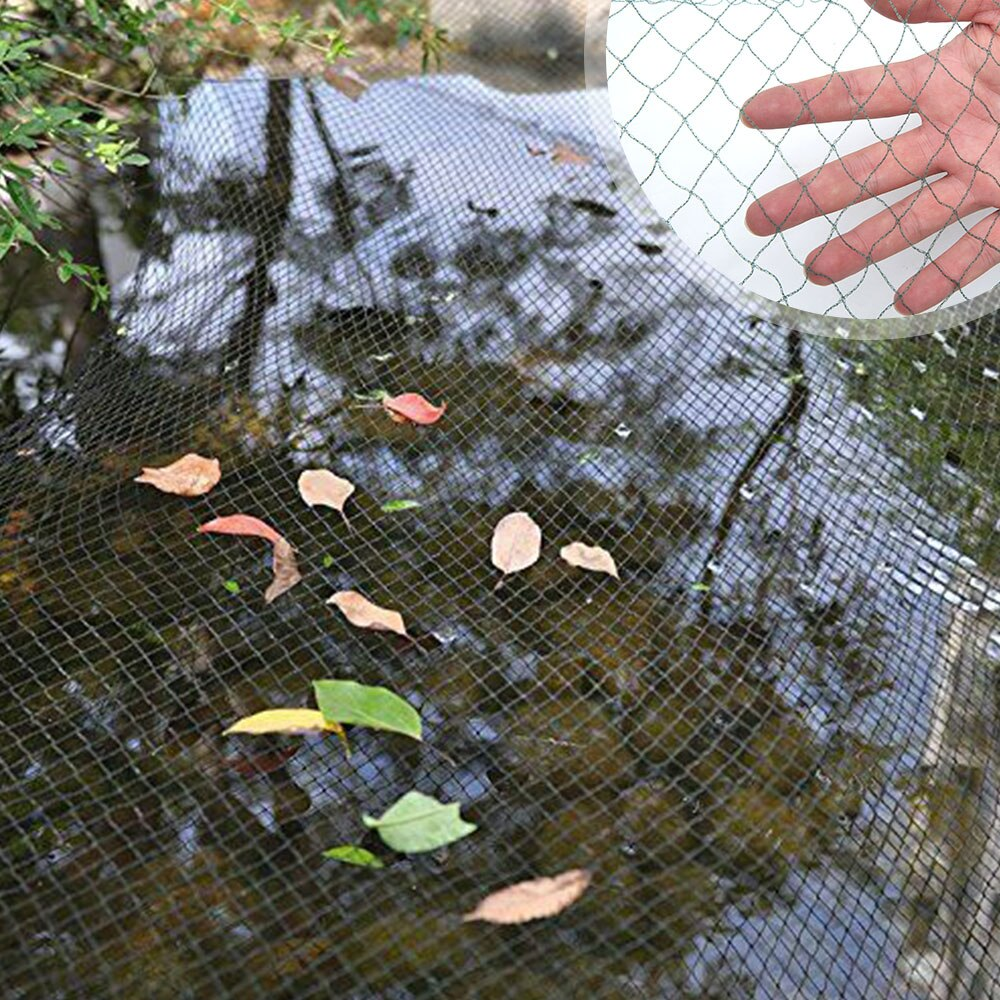 H5eceef2f16884516b8a2d2f5d9bf77e1U - 1pc Pond Cover Net with Pegs Anti Bird Catcher Netting Net Anti Leaves Cleaning Tools for Landscape Swimming Pool Protective Net