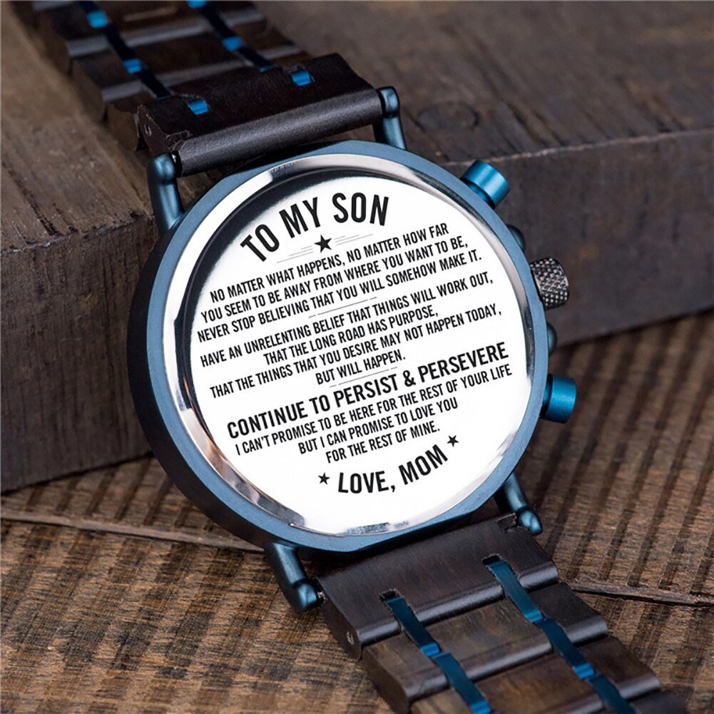 H64dd1db4c60e43c598831e1bf0a471c33 - BOBOBIRD Customized Wooden Watch Engrave Your Personalized Logo On The Back Dial With Wood Box Boyfriend Gifts relogio masculino