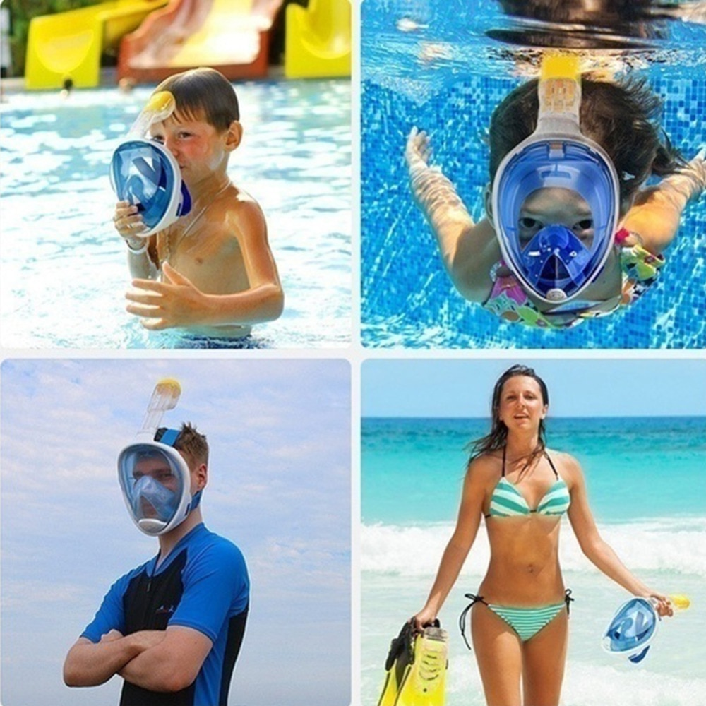 H6593d12ae931433c82af052af825b82cX - Scuba Swimming Mask Full Face Anti-fog Snorkeling Diving Mask Underwater Spearfishing Mask Glasses Training Mask with fo Russia