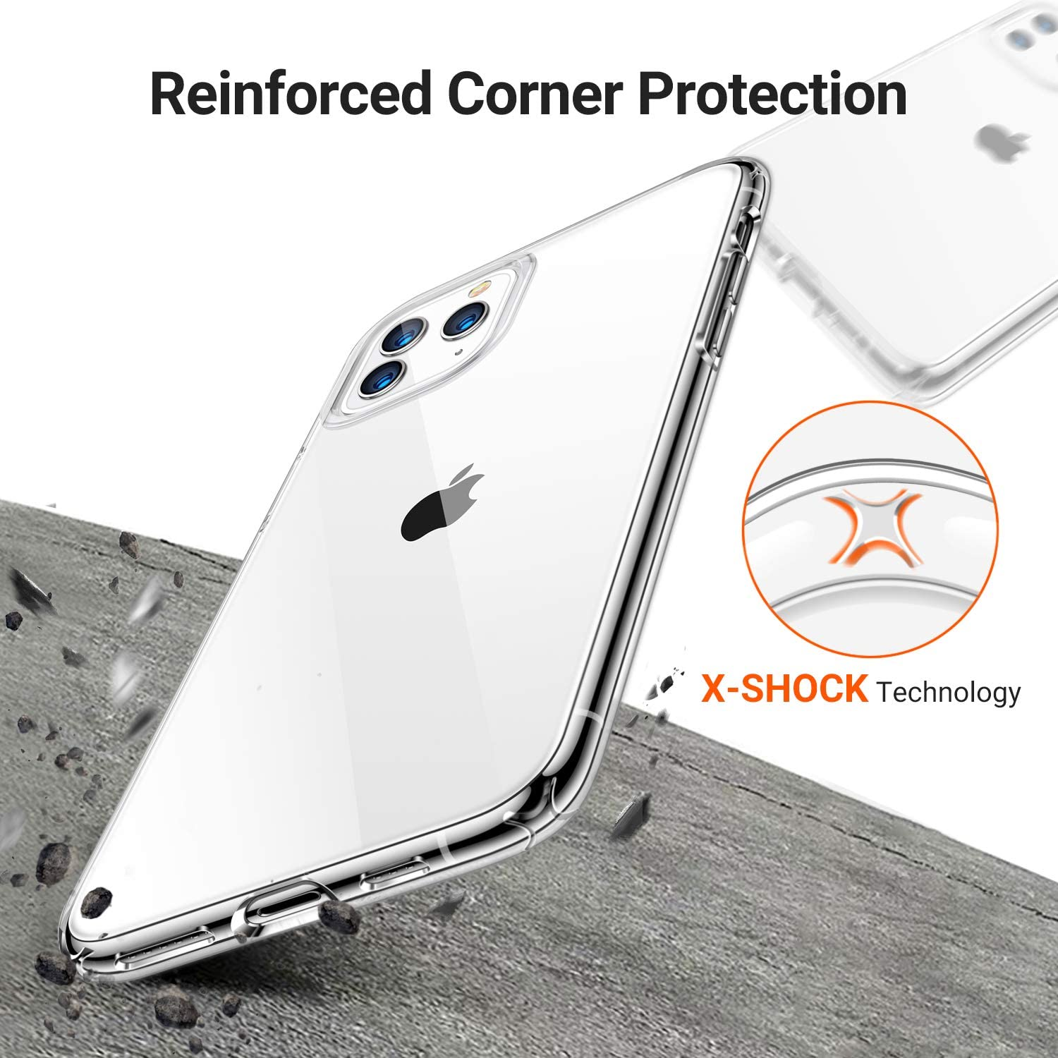 H6bd334c45f2e4c6bb74ba21a1778b0b4V - For iPhone XR 11 SE 2020 Case Crystal Clear Phone Case for iPhone SE 8 7 6s 6 5s 11 Pro Max Xs Max Case TPU Shockproof Cover
