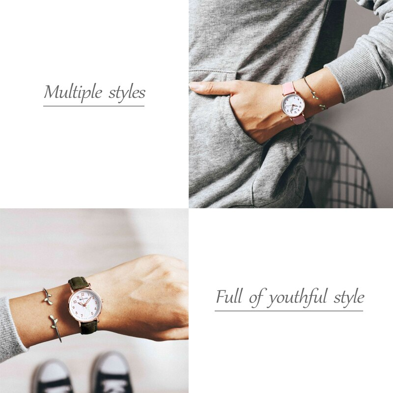 H6d8af95cf5e348ad9bfbb8859e3377d7b - 2021 New Watch Women Fashion Casual Leather Belt Watches Simple Ladies' Small Dial Quartz Clock Dress Female Watch Reloj mujer