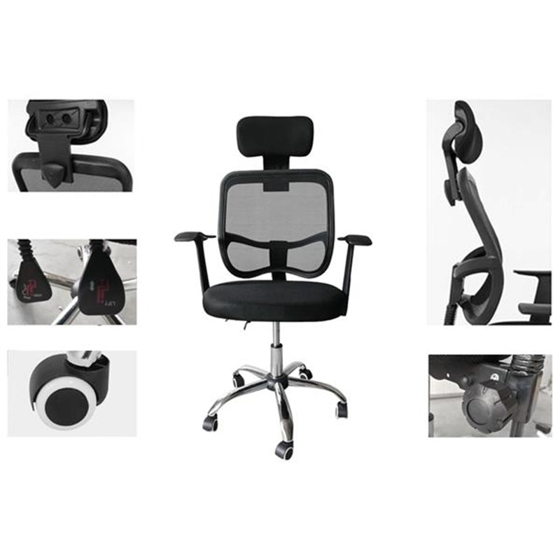 H6f90684e9c4f478b8d7f17935298ff3fa - Home Office Chairs Household Armchairs Office Desks Computer Study Chair Leisure Mesh Chair-Reclining Home Office Furniture