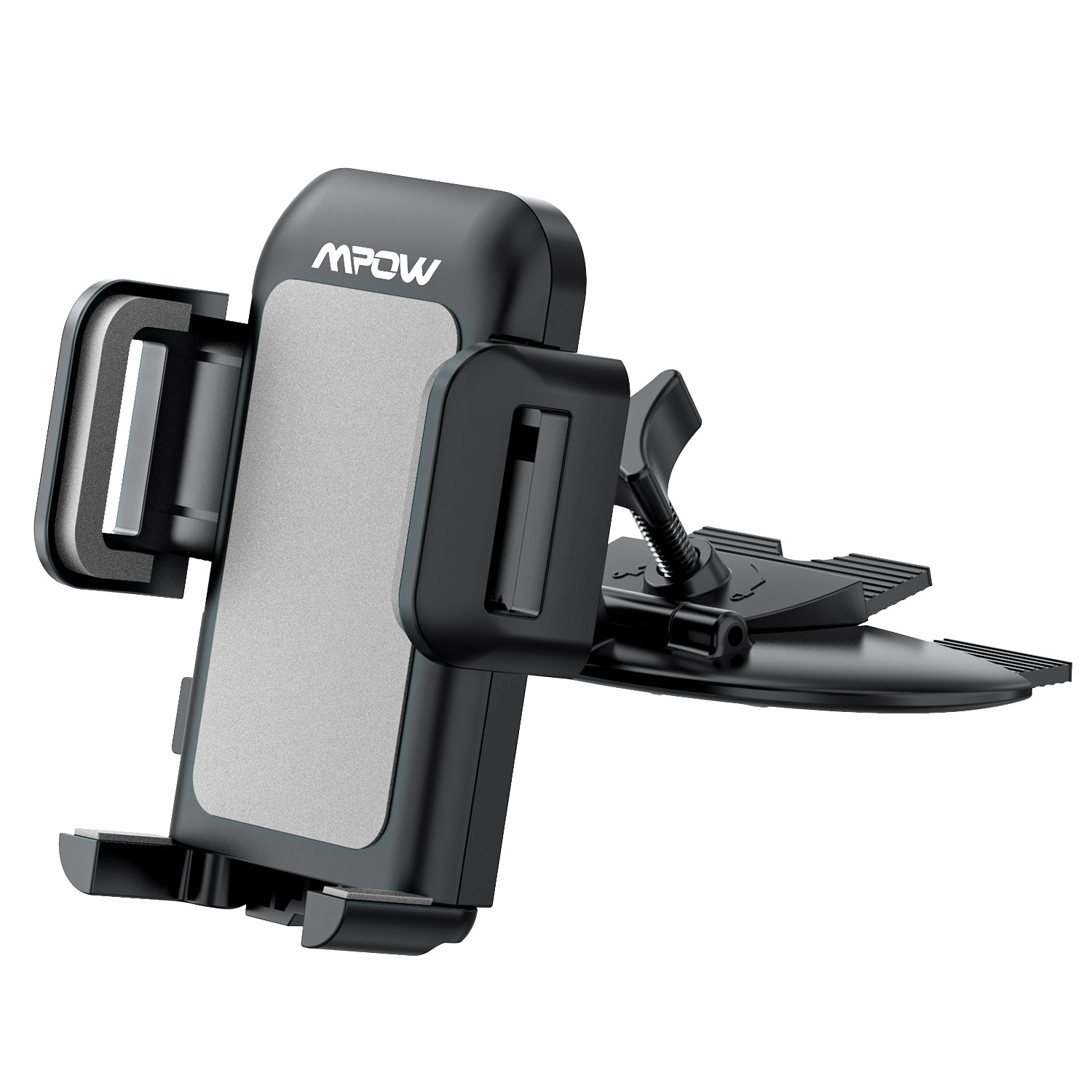 H7738608d4e454a40b46876388862b745h - Mpow 051 Car Phone Holder CD Slot Car Phone Mount with Three-Side Grip and One-Touch Design for iPhone 12/12Mini/12Pro/12Pro Max