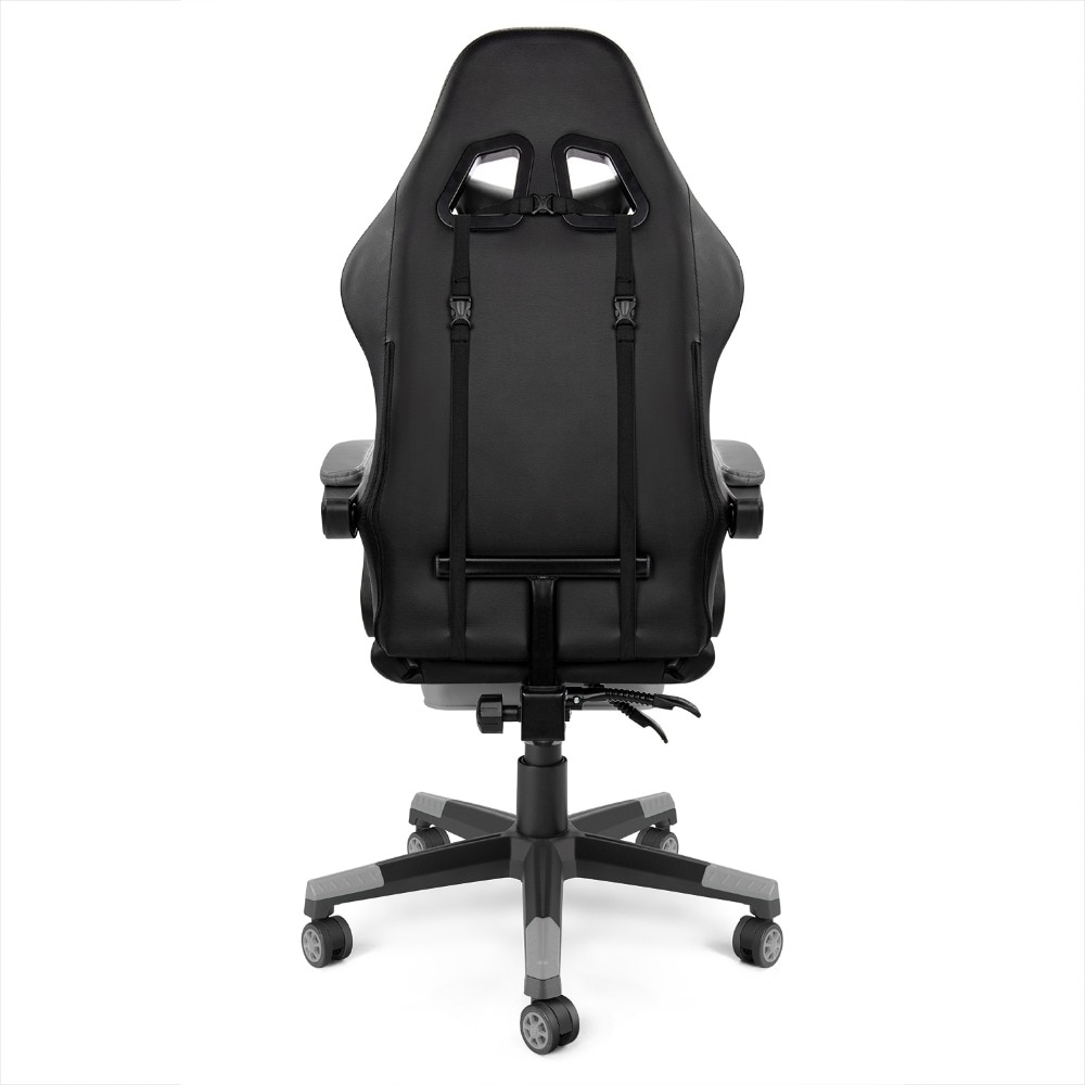 H7882e6d217ac464eaa6d5407f018ec91y - Furgle PC Gaming Chair Ergonomic Office Chair Desk Chair with Lumbar Support Flip Up Arms Headrest High Back Computer Chair