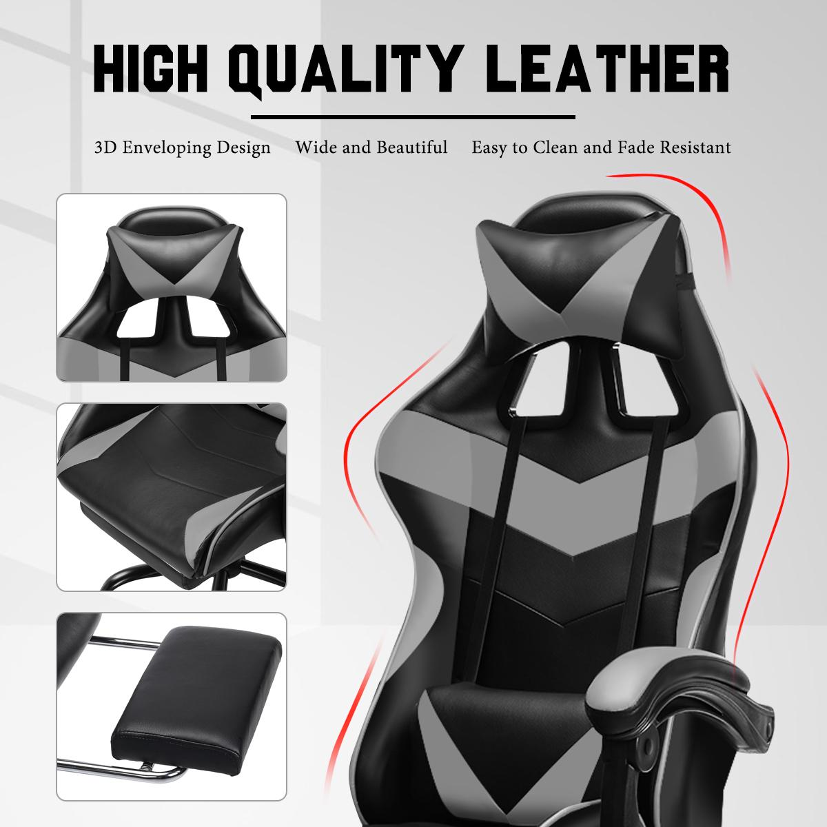 H7973ef2310ec4f6d97c35cae6673940ar - Office Chair Gaming Computer Chair Racing Reclining High Back Computer Game Office Chair Ergonomic Desk Chairs Chaise Gaming