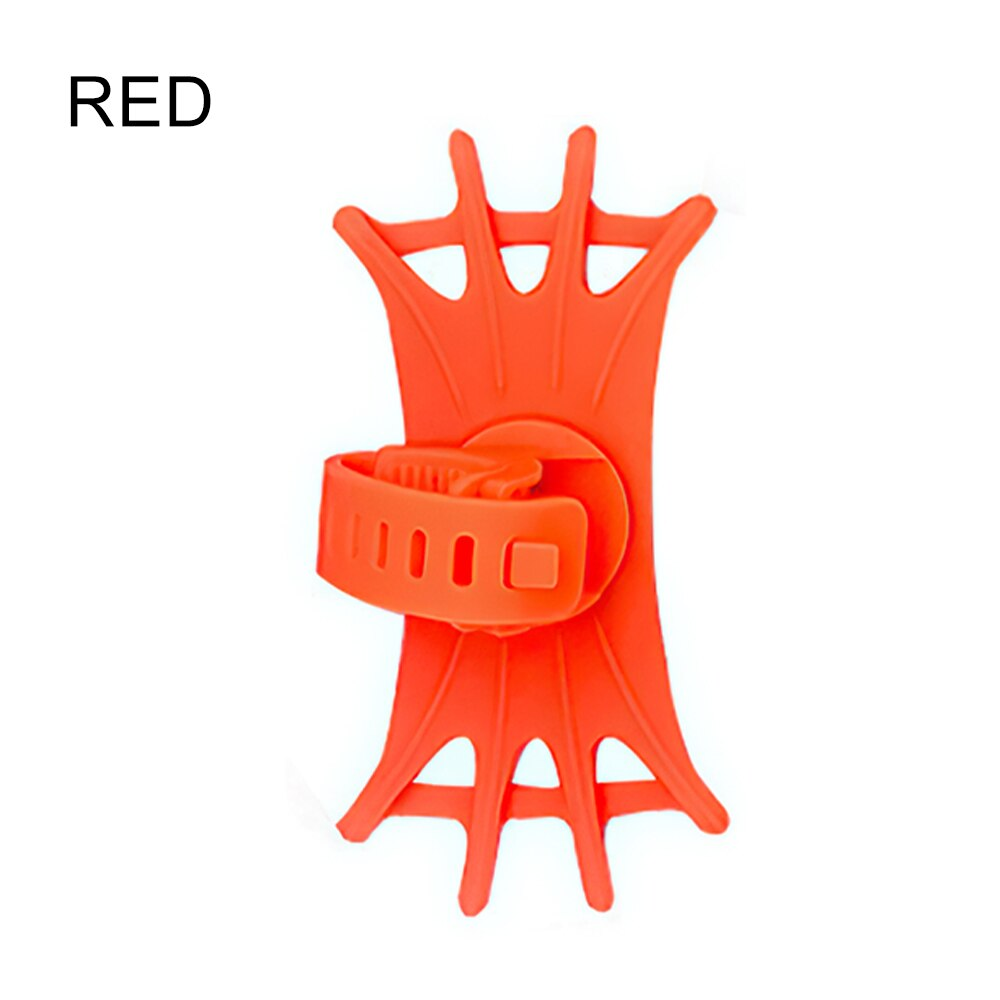 H7ba6c42e288f4826878881fac3ba7a82W - Bike Phone Holder Silicone Phone Mount Universal for Bicycle Motorcycle Handlebar Stretchy Phone Holster with 360 Rotation