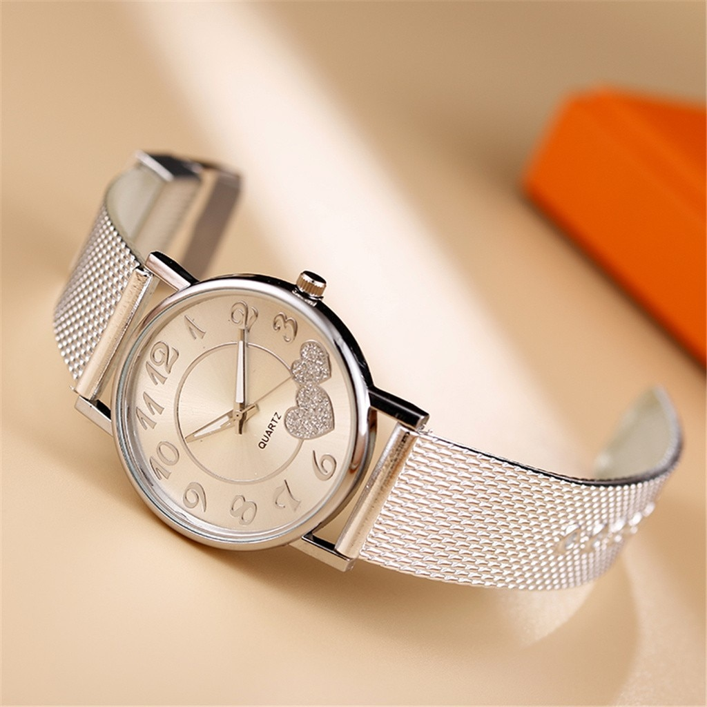 H7d1c4ea6236348e98ceb62f50188fa10x - Ladies Mesh Belt Watch Wild Lady Creative Fashion Gift The Latest Top Fashion Men's Business Watch Gift watches for ladies часы