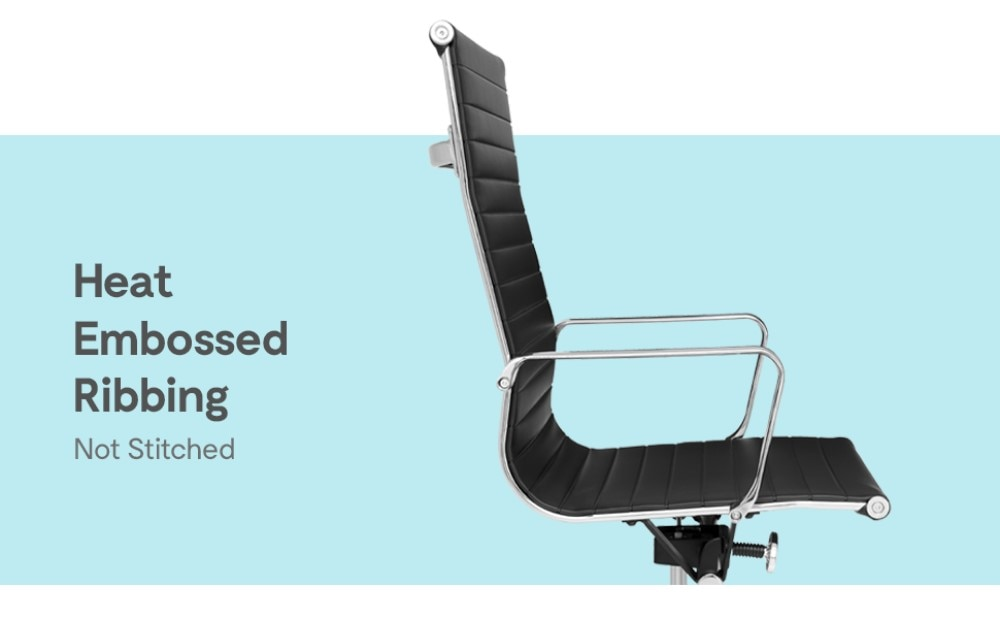 H7f396d20b87c4aaab6df6389a8dfa38aC - High Back Aluminium Group Office Chair Replica Swivel Chair with Armrests Chromed Base Gaming Chair for Office Meeting Room