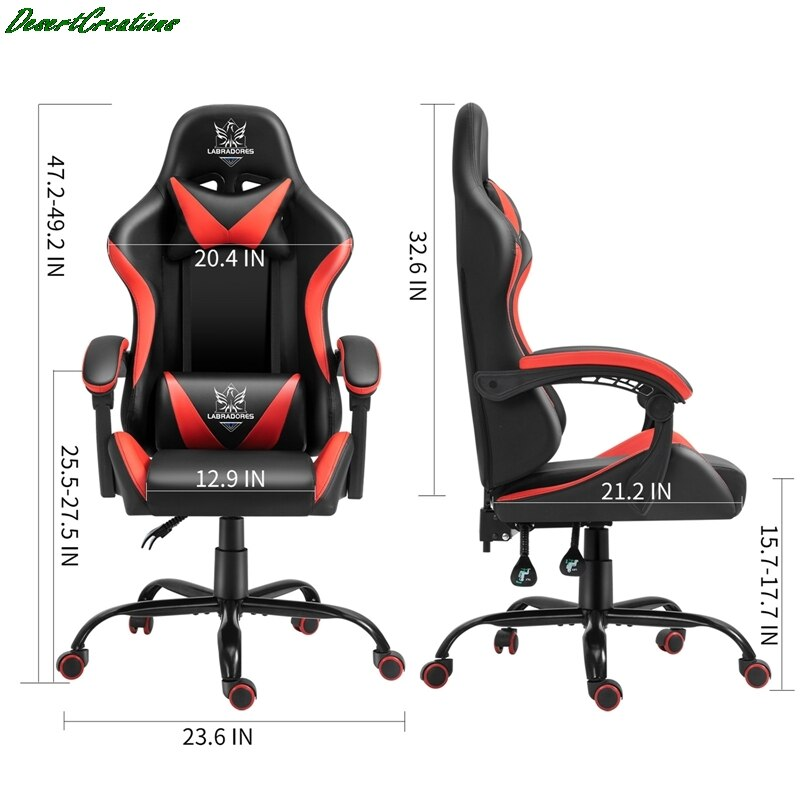 H86443046e35f4331ad3c182d4f4d5b2ax - Free Shipping Professional Computer Chair Rotatable Internet Cafe Racing Chair WCG Gaming Chair Office Chair