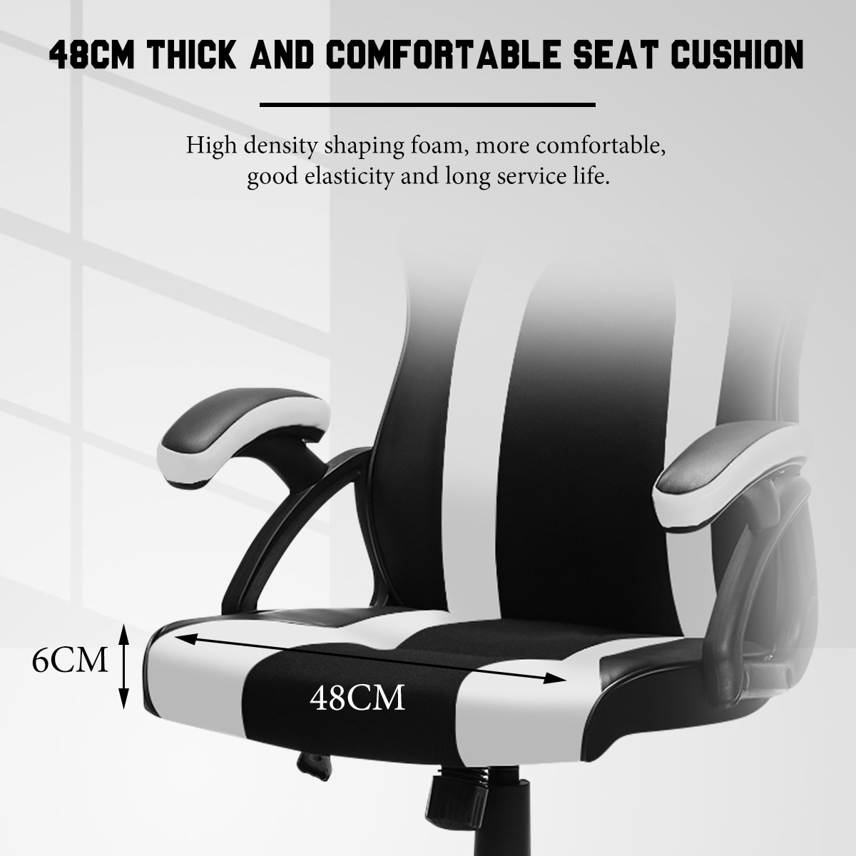 H87b868c48ec64535acd4a98d6c9de113X - Gaming Office Chairs Executive Computer Chair Desk Chair Comfortable Seating Adjustable Swivel Racing Armchair Office Furniture
