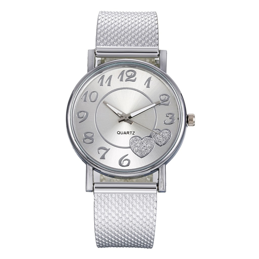 H91c52c868a9243318e08c13368b8a1e8j - Ladies Mesh Belt Watch Wild Lady Creative Fashion Gift The Latest Top Fashion Men's Business Watch Gift watches for ladies часы