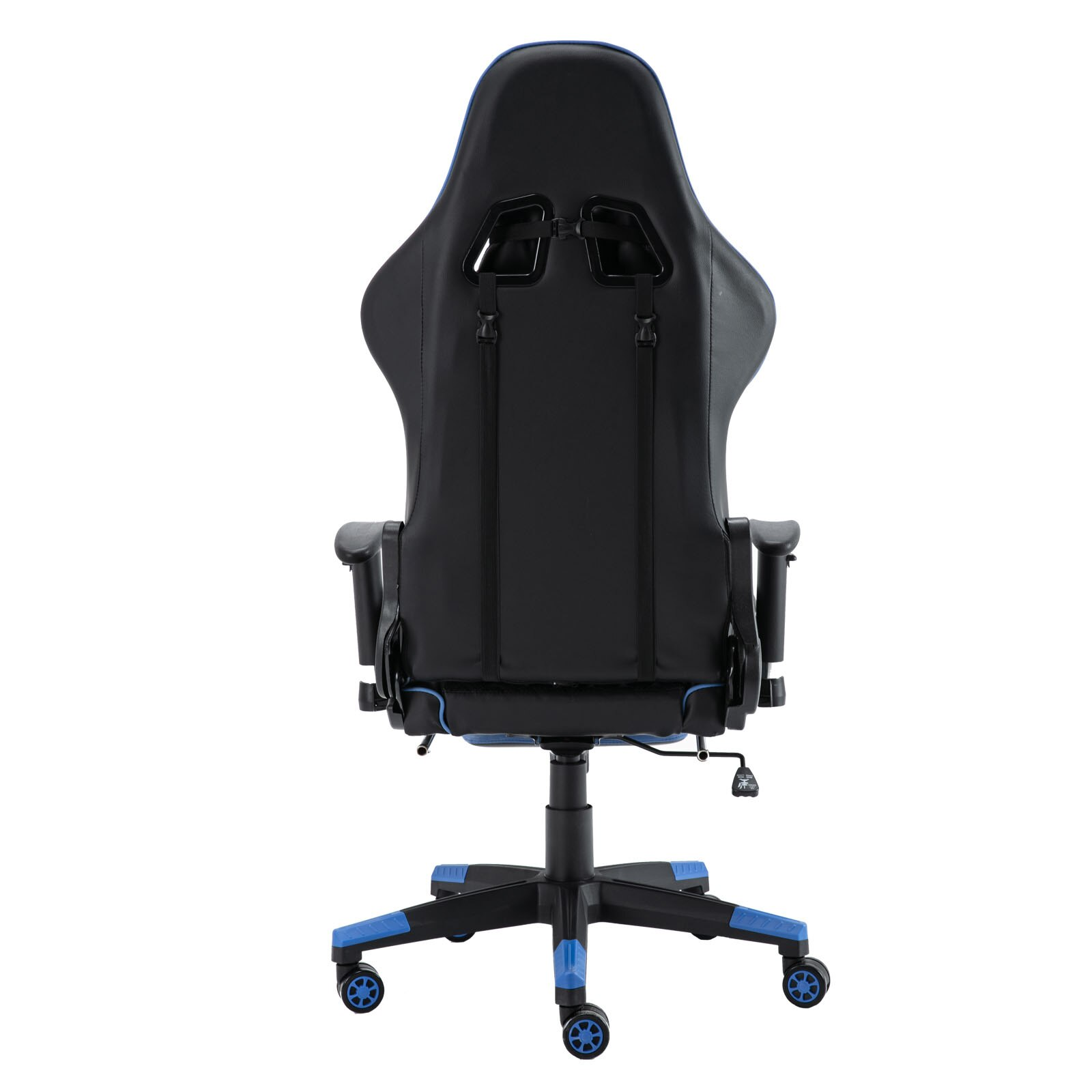 H9c9dd31ed35e40c5be764f5554661d19r - Gaming Chair Computer Armchair Adjustable Armrest And Footrest PVC Household Office Chair Ergonomic Computer Gamer Chair