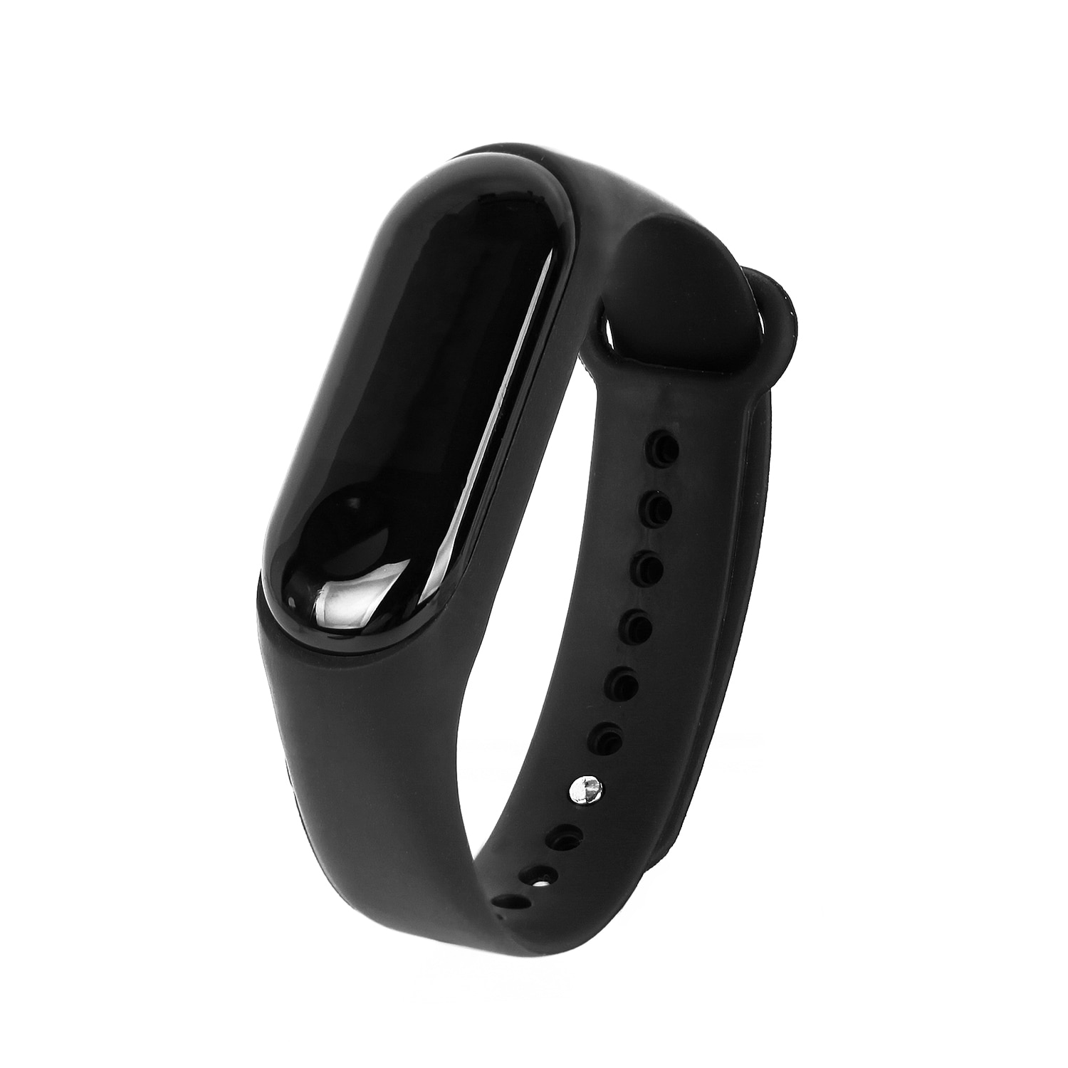 H9fa04162ec8440aea9668a0b28ca7bb81 - M4 Men's Watch Women's Clock Heart Rate Blood Pressure Monitoring Tracker Fitness Wristband Bluetooth Connection Waterproof $^$