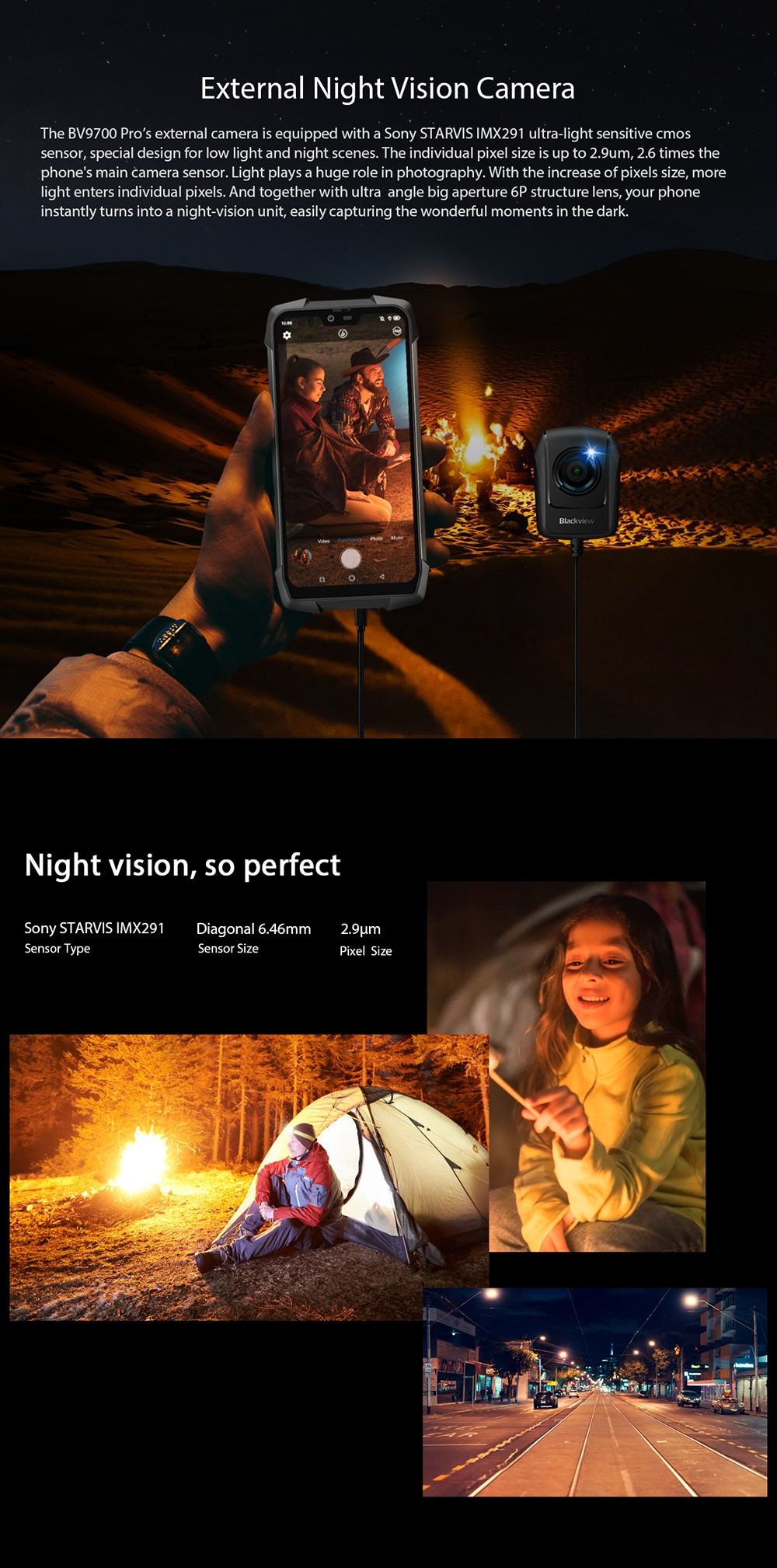 HTB1DSHBXgFY.1VjSZFnq6AFHXXab - Blackview BV9700 Pro IP68 Rugged Mobile Phone Helio P70 Octa Core 6GB 128GB Android 9.0 16MP 8MP Night Vision Camera Smartphone