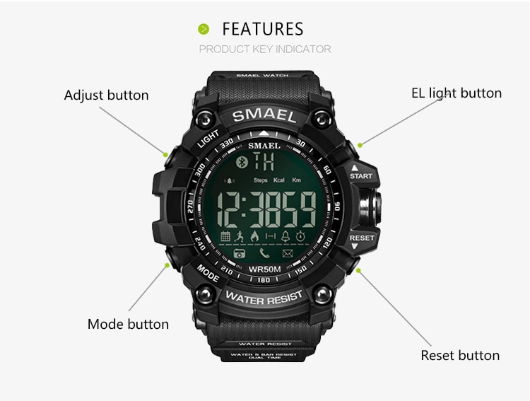HTB1LfuXq7yWBuNjy0Fpq6yssXXa7 - SMAEL Mens Chronograph Watches Sport Male Clock Stop Army Military Watch Men Multifunction Waterproof LED Digital Watch for Man