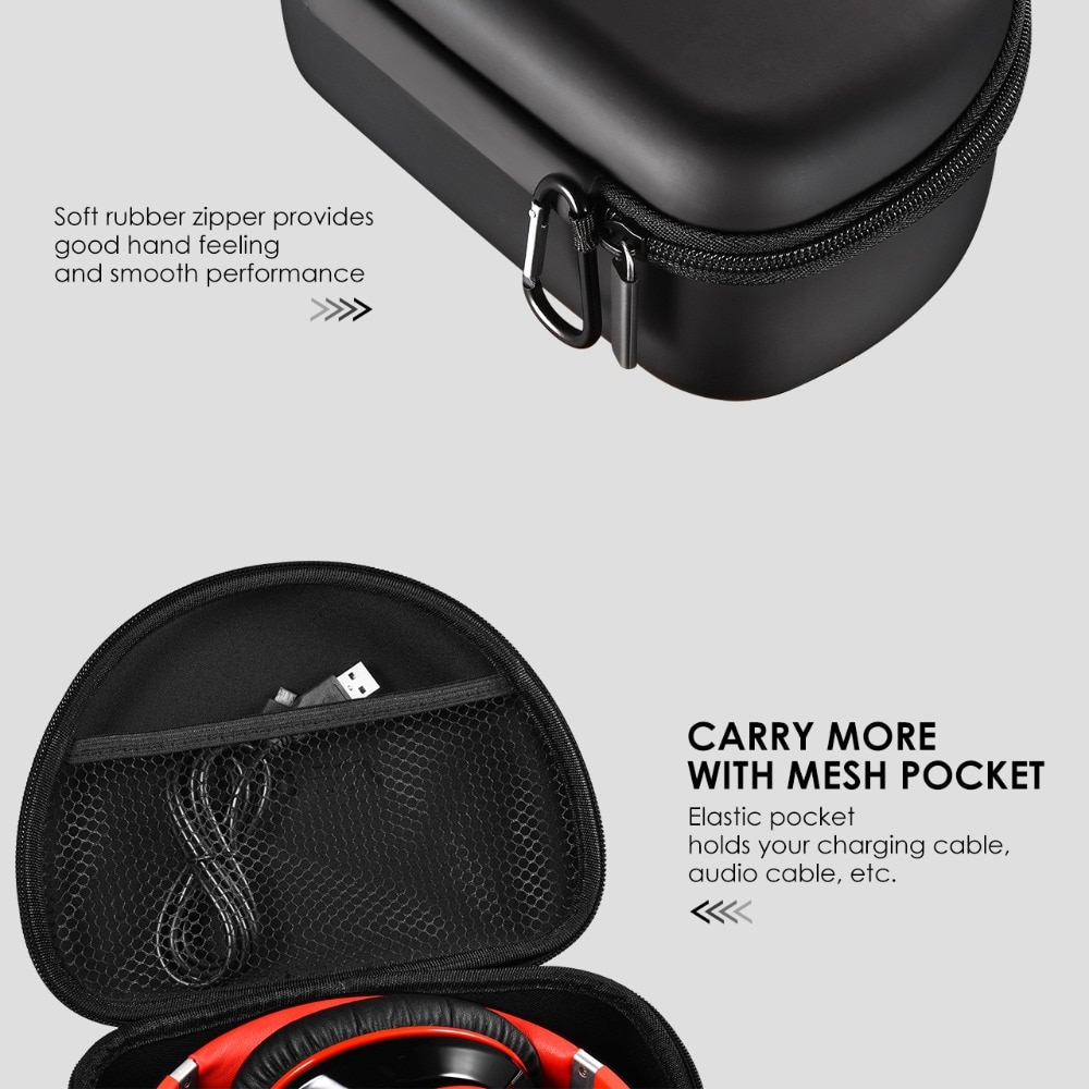 HTB1gdFaaYr1gK0jSZR0q6zP8XXad - Original Mpow Headphone Carrying Case Universal Outdoor Storage Protective Bag for Headsets Over-ear Foldable Headphones