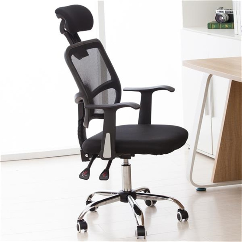 Ha5ef1c4b519d4e208f3c2b2449e81cdaq - Home Office Chairs Household Armchairs Office Desks Computer Study Chair Leisure Mesh Chair-Reclining Home Office Furniture