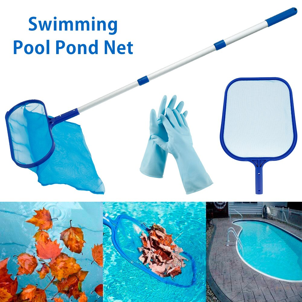 Haac9552f545f4634a453b098832554328 - Swimming Pool Vacuum Cleaner Cleaning Tool Kit Suction Spary Jet Cleaner Head with Net for Swimming Pool Spa Pond Fountain