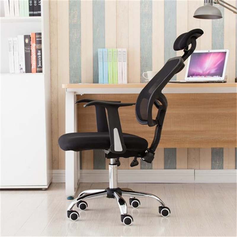 Hac159352582b45608c204c9afabd1f16j - Home Office Chairs Household Armchairs Office Desks Computer Study Chair Leisure Mesh Chair-Reclining Home Office Furniture
