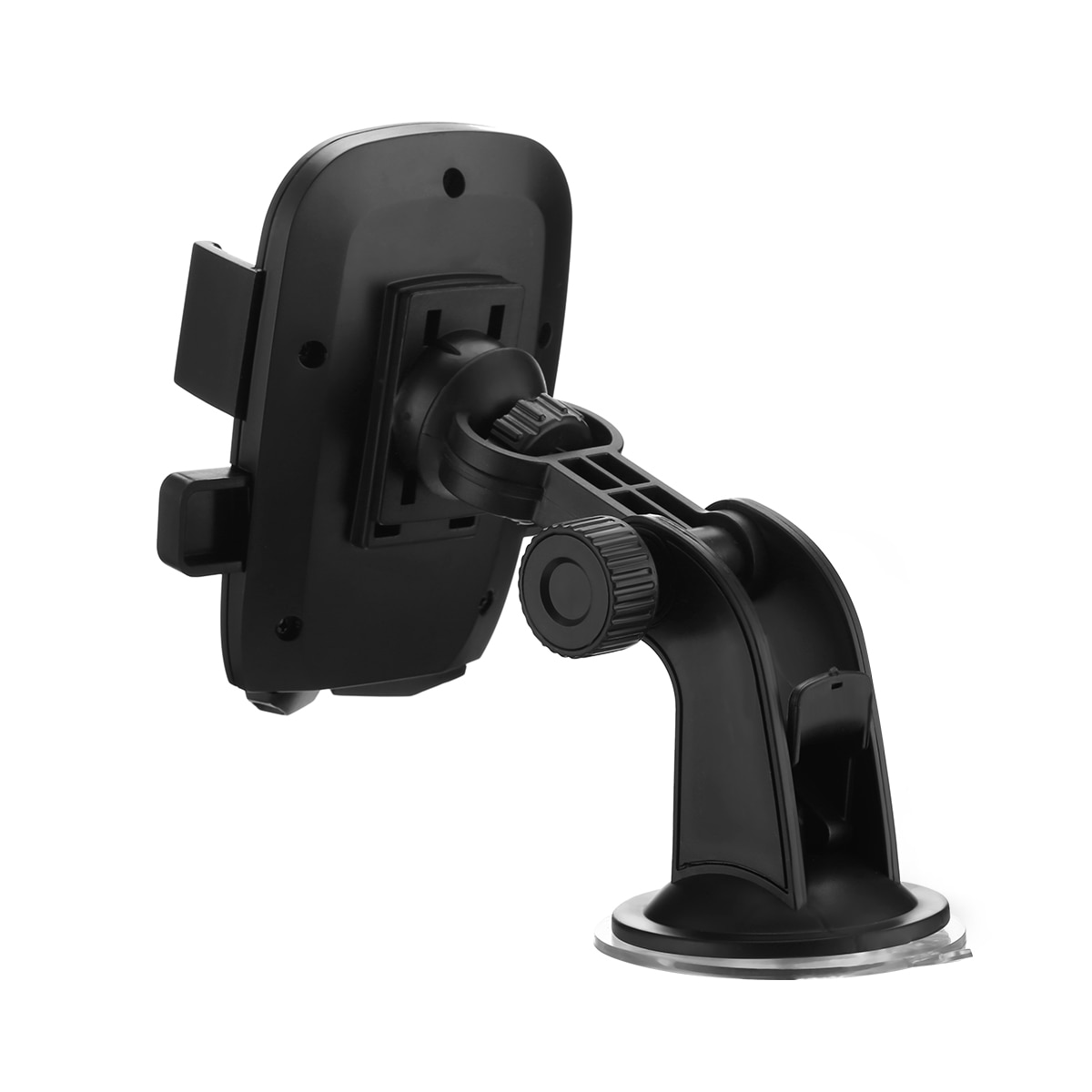 Hac72f224a2fe46ebbdc34f799f571e12M - 360 Degree Rotatable Car Phone Holder For 2.4 to 3.4inch Phone Mount Stand in Car Bracket For Poco x3 pro iPhone Xiaomi Samsung