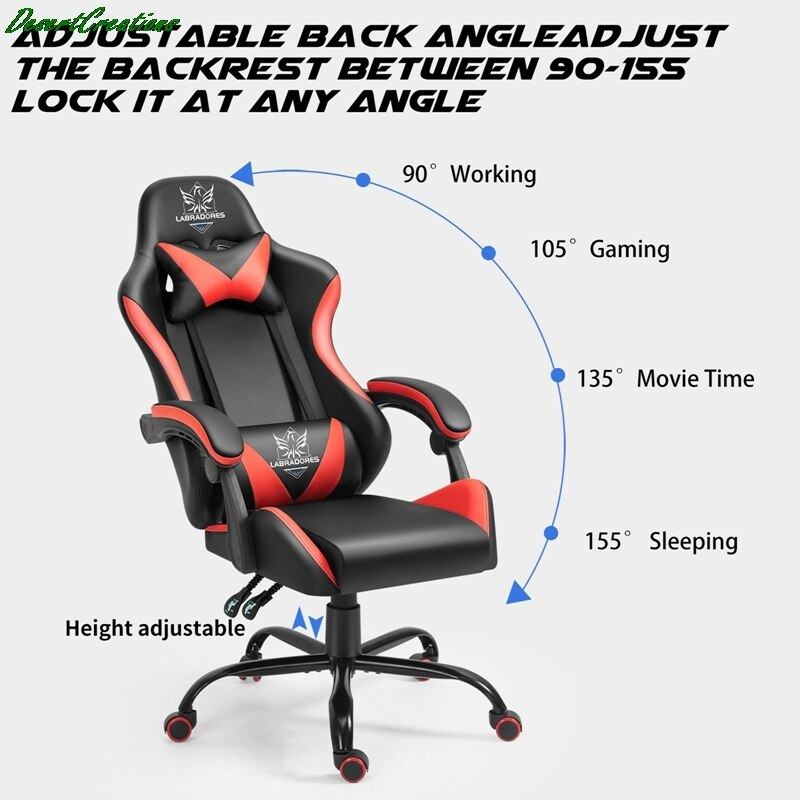 Hb14f1a6053d8489cac5af12a617bc3fem - Free Shipping Professional Computer Chair Rotatable Internet Cafe Racing Chair WCG Gaming Chair Office Chair