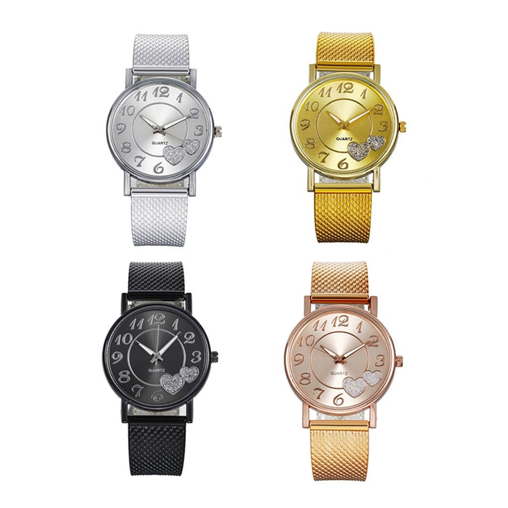 Hb210d74e4f4547d89cebb821a4506645s - Ladies Mesh Belt Watch Wild Lady Creative Fashion Gift The Latest Top Fashion Men's Business Watch Gift watches for ladies часы