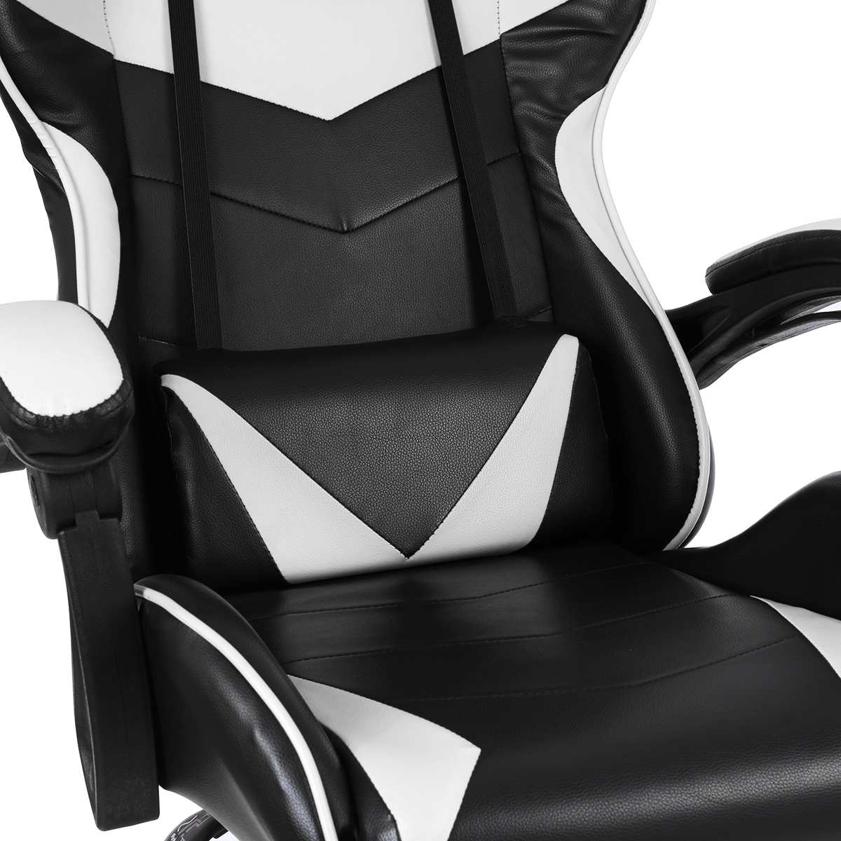 Hb308ee97867242499a3fec80071537eeg - Office Gaming Chair PVC Household Armchair Lift and Swivel Function Ergonomic Office Computer Chair Wcg Gamer Chairs