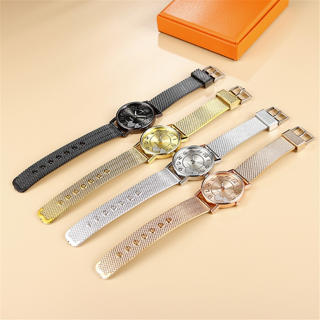 Hb6dd50ddb48b4413a8c29e217ecd1d67B - Ladies Mesh Belt Watch Wild Lady Creative Fashion Gift The Latest Top Fashion Men's Business Watch Gift watches for ladies часы