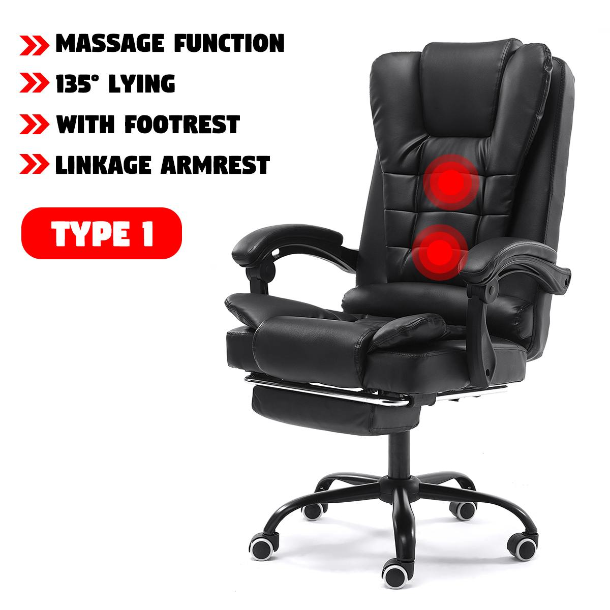 Hbe63d7e5241e46f0bb86fd900ccf2c3bu - WCG Gaming Chair Computer Armchair Office Chairs Home Swivel Massage Chair Lifting Adjustable Desk Chair Lying Recliner Chair