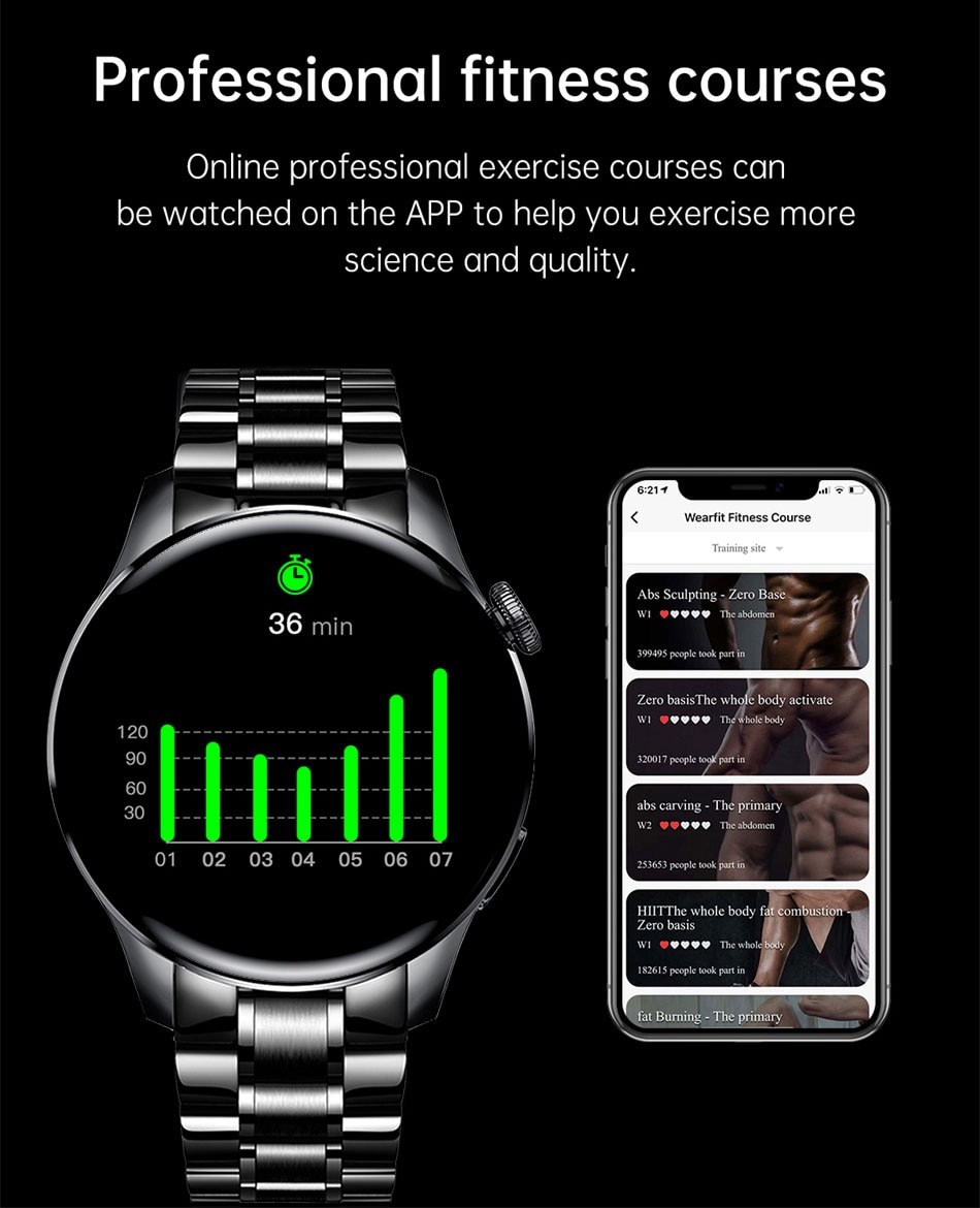Hc1514fb4cdf14d33aae8e9fbb8392bceS - LIGE New Bluetooth Call Smart watch Men Full touch Screen Sports fitness watch Bluetooth is Suitable For Android ios Smart watch