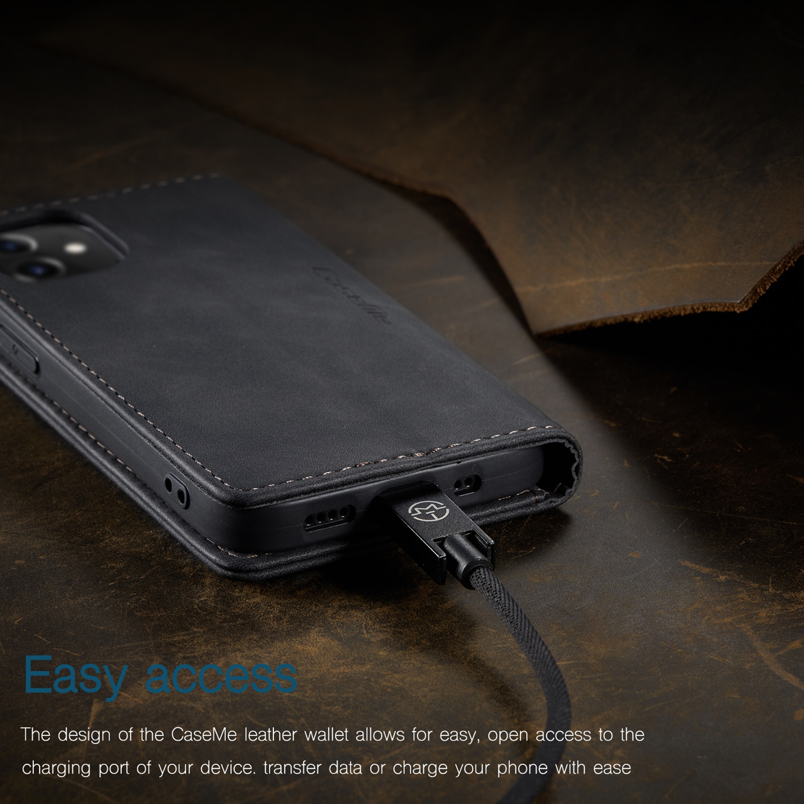 Hc6b0788227414d5098d62d19cbedf2767 - Magnetic Leather Flip Case For iPhone 12 / Pro / Pro Max PU Leather Fitted Bumper Soft Retro Flip Case Book Wallet Cover