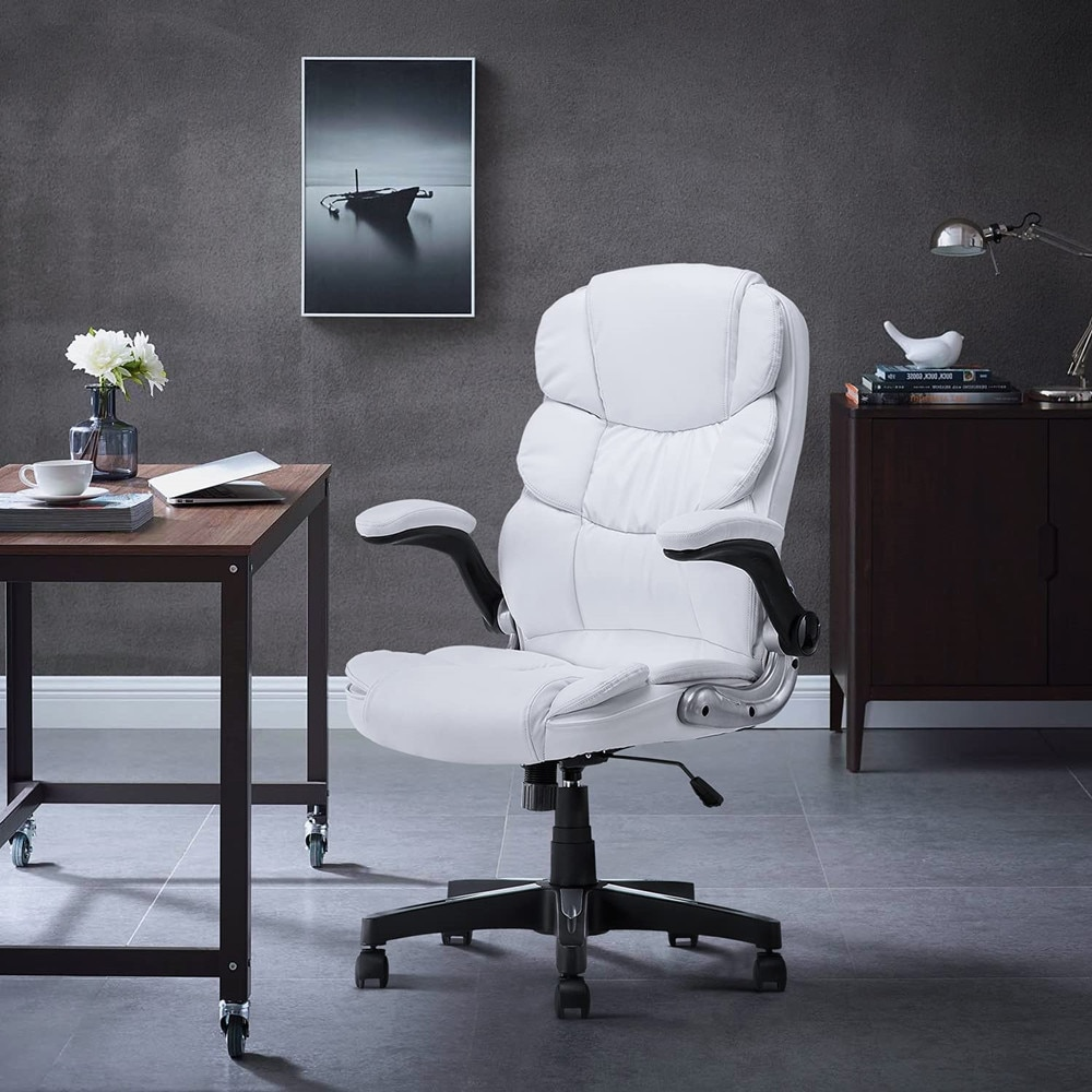 Hc85f5b67c85e40c8b6c8000076a78ff5r - YAMASORO Computer chair Ergonomic design Executive Office Chairs gaming chair Home armchair, Comfortable Leather boss Chair