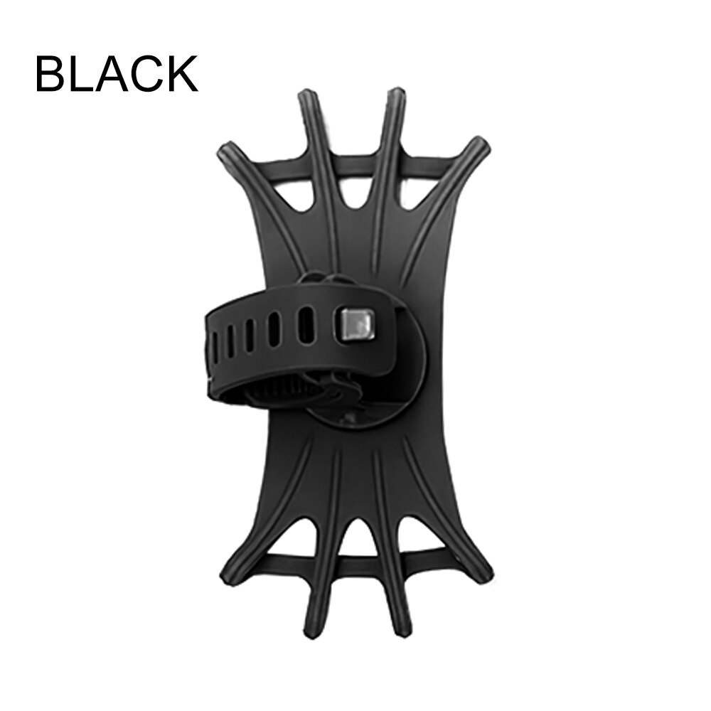 Hc98d99fd84f243a4b6c775d54fee3029r - Bike Phone Holder Silicone Phone Mount Universal for Bicycle Motorcycle Handlebar Stretchy Phone Holster with 360 Rotation